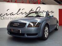 Audi TT Roadster [1 OWNER / FULL AUDI SERVICE HISTORY / STUNNING EXAMPLE / SUPERB SPEC]