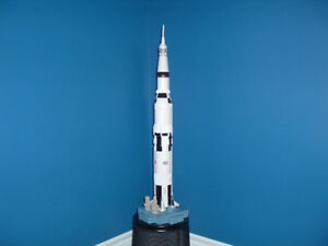 Nasa Space Rocket Model