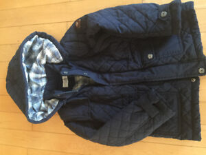 Fancy toddler jacket for spring/ fall/ early winter