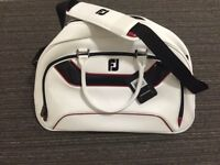Brand new Footjoy duffle bag/ holdall