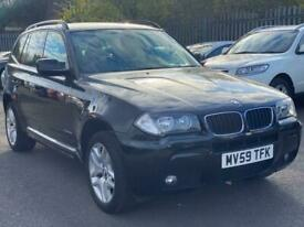 image for 2009 BMW X3 2.0 18d M Sport xDrive 5dr SUV Diesel Manual