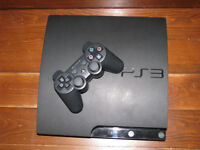 Sony ps3 PlayStation 3 Slim 320GB Game System reduced