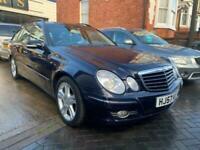 2007 Mercedes-Benz E-CLASS 3.0 E320 CDI AVANTGARDE 5d 222 BHP Estate Diesel Auto