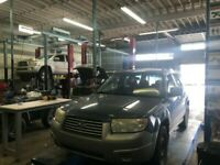 FULL AUTO REPAIR SHOP & CAR LOT FOR SALE!