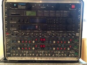 Midas Venice 320, Fx rack Kitchener / Waterloo Kitchener Area image 8