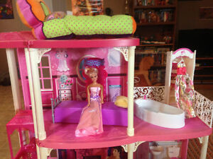 Barbie doll house plus Strathcona County Edmonton Area image 3