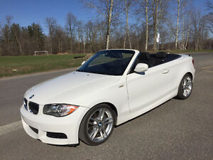 2011 BMW 1-Series Cabriolet 135i