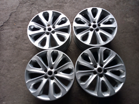 """20"""" GENUINE RANGE ROVER VOGUE/SPORT/DISCOVERY ALLOY WHEELS 5X120"""