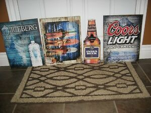 man - cave signs