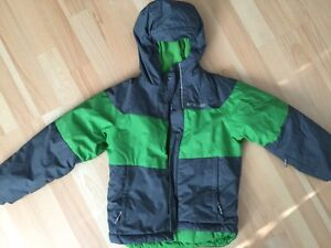 Columbia jacket size xxs 4-5 boys