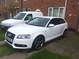 Audi A3 2.0TDI ( 140ps ) Sportback 2012MY Black Edition