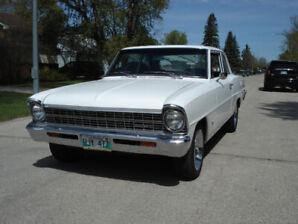 1967 nova chevy ii
