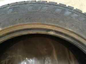 195/55R/16 Good Year Winter tires London Ontario image 3