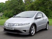 2008 Honda Civic 1.8 i-VTEC Type S i-Shift 3dr