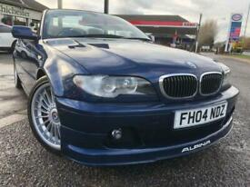 2004 BMW ALPINA 3 Series B3S 3.4 E46 Convertible Automatic No 82/161 only 71000m