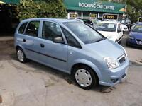 Vauxhall/Opel Meriva 1-4 5DR 65000MLS 2009 IDEAL 1ST CAR EXCELLENT