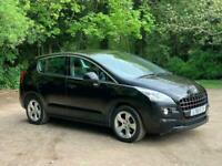 2011 Peugeot 3008 1.6 e-HDi 112 Sport 5dr EGC HATCHBACK Diesel Automatic