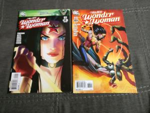 Wonder Woman #611, 613 (2011, DC Comics)