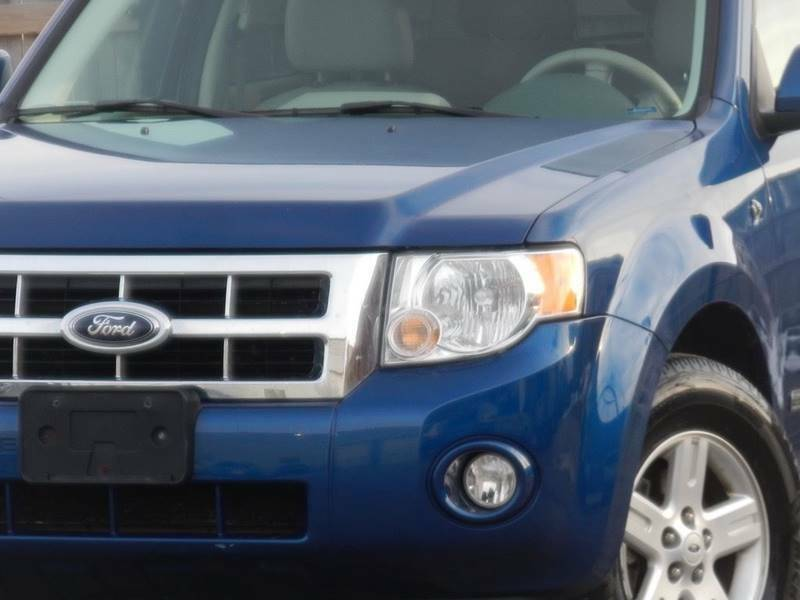 Image 4 Voiture American used Ford Escape 2008