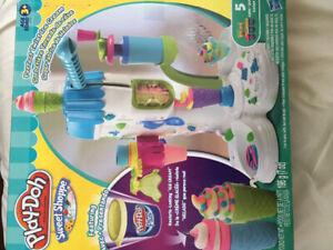 Brand new play-doh ice cream