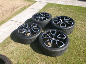 20s suit both ve and pre ve 20x8f 20x9.5r sale/swap
