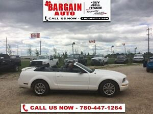 2005 Ford Mustang ,Auto,Conv,  190.00 B/W. Financing Available