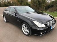 2005 Mercedes-Benz CLS 5.5 CLS55 AMG Coupe 4dr Petrol Automatic (326 g/km,