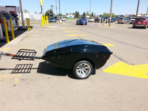 """NEW """" ROAD DAWG"""" MOTORCYCLE TRAVEL TRAILER"""