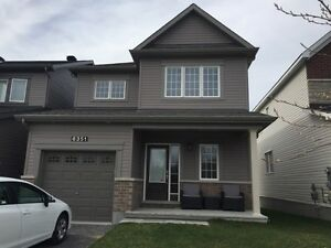 BRAND NEW SINGLE HOME IN ORLEANS (BELLEVUE BY MINTO)