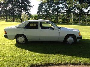 Mercedes 190E 1989