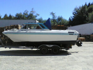 Central Saanich -1978 Bellboy Boat