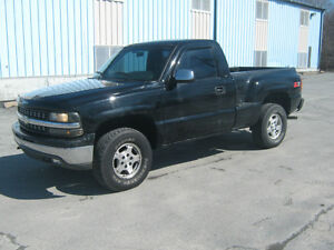 1999 Chevrolet  Pickup 1500 LS SWB STEPSIDE JUST HERE FROM SOUTH