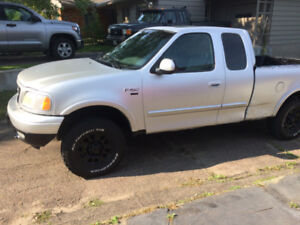 2001 Ford F-150 extended cab