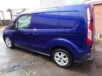 Ford Transit Connect 200 LIMITED SWB L/R 85PS A/C