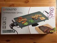ambiano teppanyaki grill