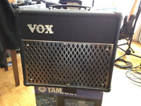 VOX DA15 guitar amp 8 inch speaker (many features)