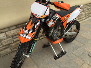 2008 KTM 250 xcf (or trade)