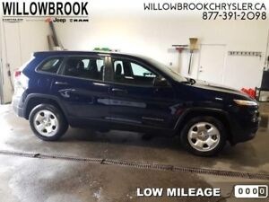 2015 Jeep Cherokee Sport  - Low Mileage