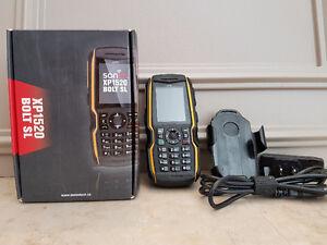 Sonim XP1520 BOLT SL RUGGED CELL PHONE BELL