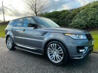 2015 Land Rover Range Rover Sport 3.0SD V6 HSE DYNAMIC 4X4