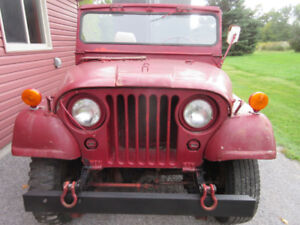 Jeep Antique M381
