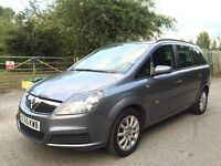 Vauxhall Zafira 1.6 7 seater