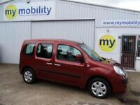 Renault Kangoo Expression AUTOMATIC Wheelchair Scooter Accessible WAV Car