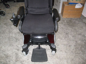 Pronto M51 Power Wheelchair like New Williams Lake Cariboo Area image 3