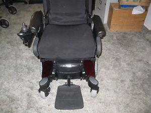 Pronto M51 Power Wheelchair like New Williams Lake Cariboo Area image 3