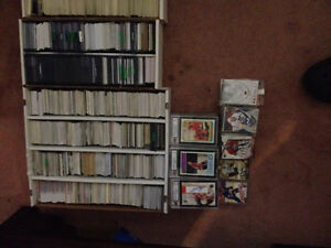 Huge Hockey Card lot,autos,graded,Ygs,Much more!