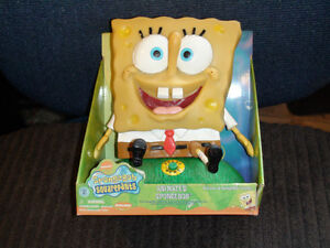 Animated Sponge Bob Squarepants