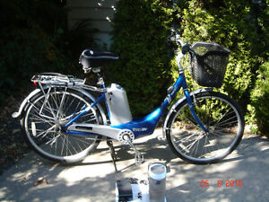 Electric Bicycle (Pedal Assist) Merida 500
