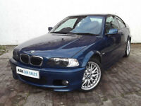 BMW 325Ci SPORT COUPE, APRIL '17 MOT, FULL BMW SERVICE HISTORY, MANUAL GEARBOX
