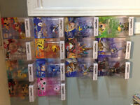Brand New North American Amiibos for trade or sale.
